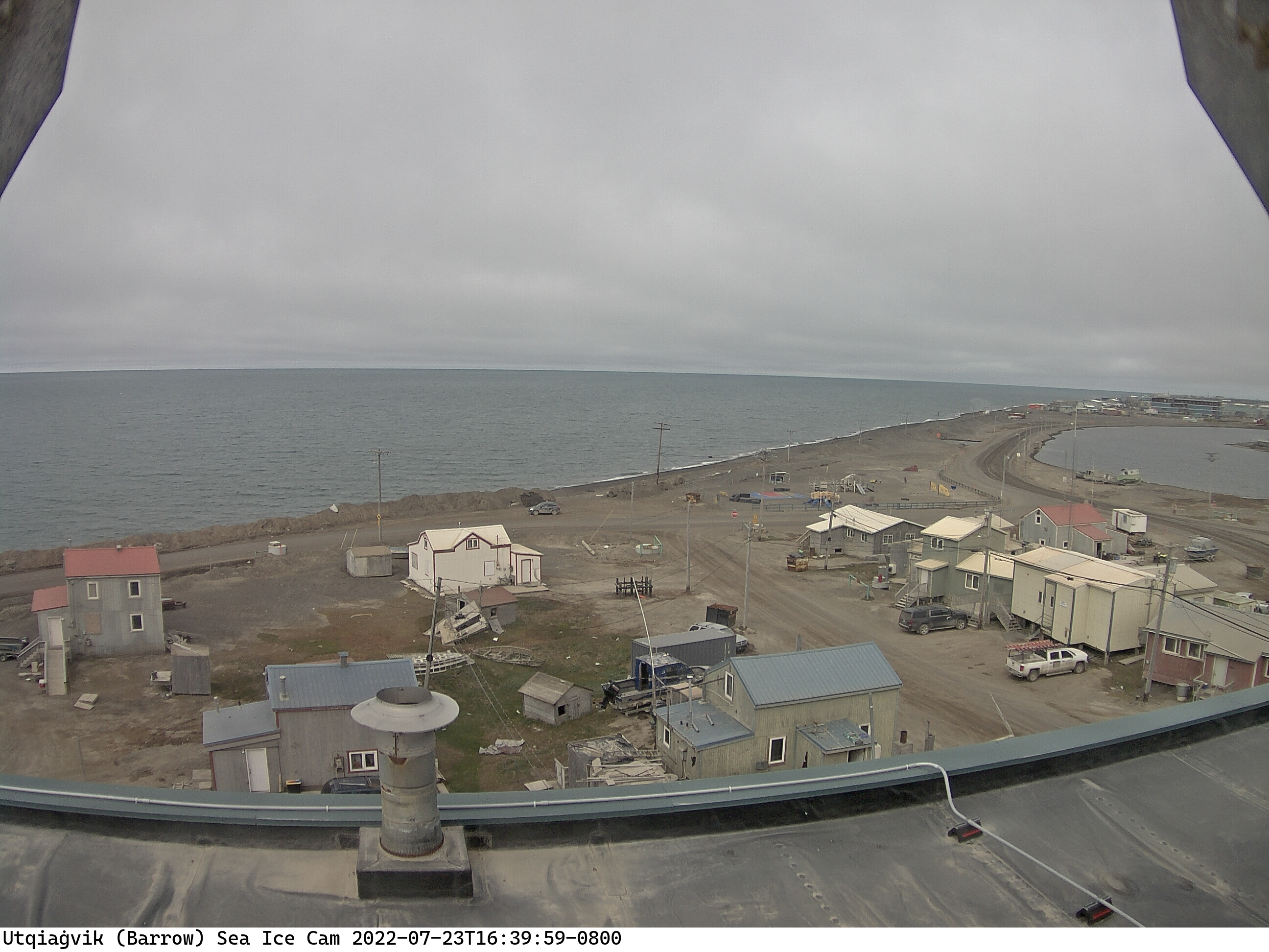 Utqiaġvik (Barrow) Sea Ice Webcam